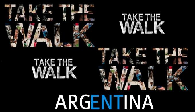Take The Walk Argentina