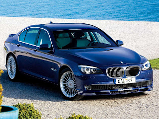 BMW Alpina B7 Wallpapers