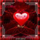 Coração Amigo do Blogue - Avivar_Cel