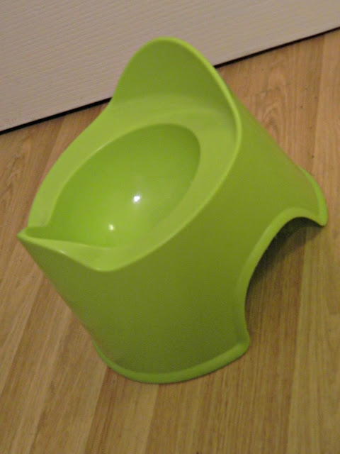 Potty Green IKEA