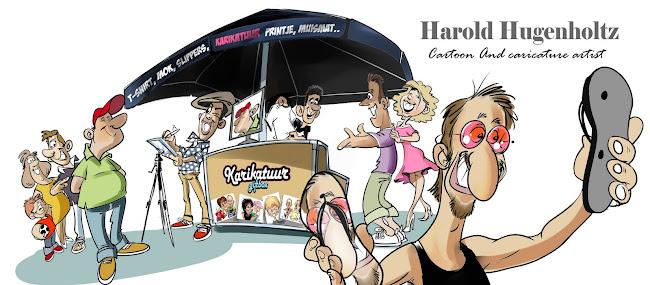 harold hugenholtz