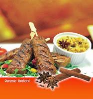 Sate Kebab Beriani