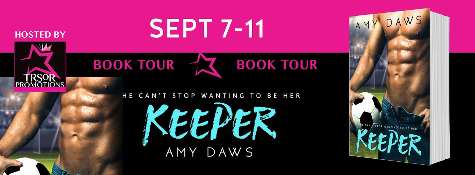 Keeper Blog Tour - Excerpt & Review