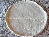 Reteta blat de pizza preparare aluat