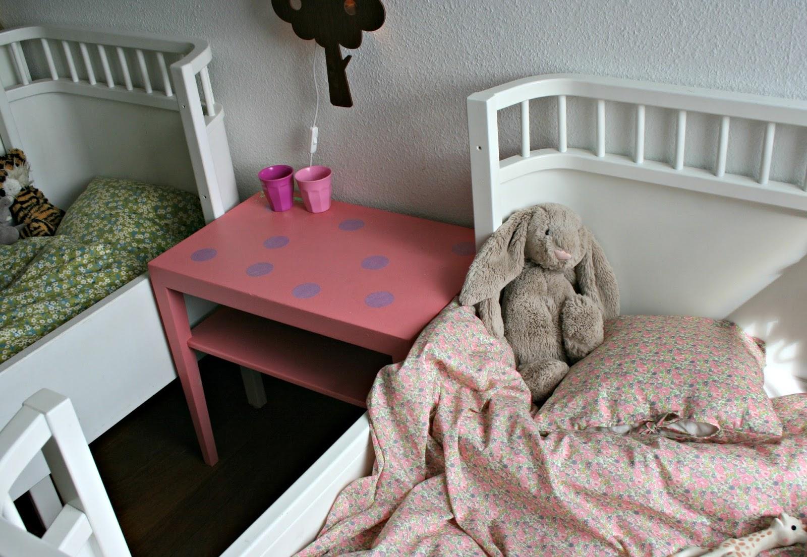 Nyt sengetøj i ny Liberty - pralerier