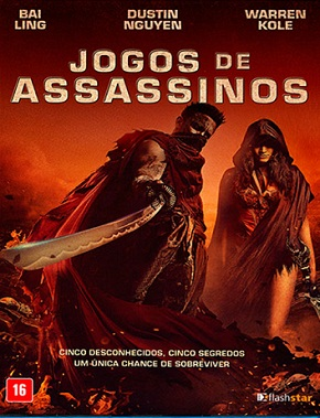 Filme Poster Jogos de Assasinos HDRip XviD Dual Audio & RMVB Dublado