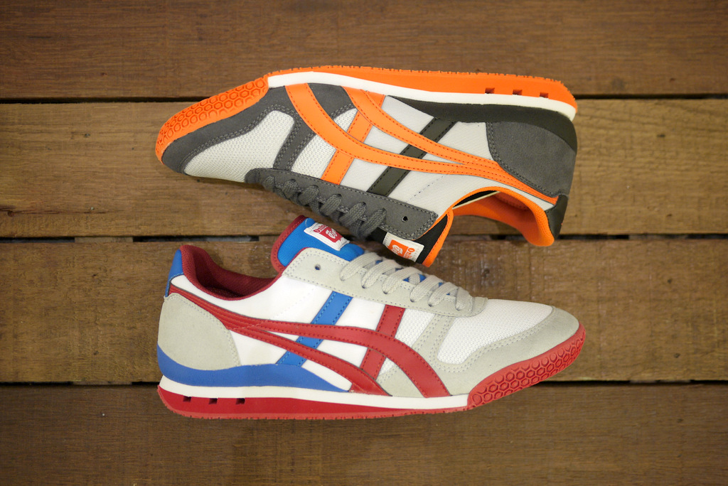 Onitsuka Tiger Ultimate 81 I Wallpaper Picture Photo