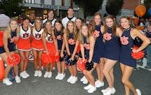 Auburn Tiger Paws Dance Team