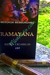 Jual Cerutu Ramayana Extra Cigarillos