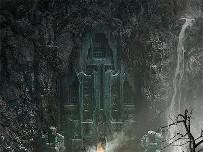 El Hobbit: La Desolación de Smaug presenta su primer cartel oficial