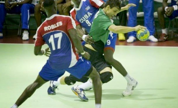 handball masculino de los Juegos de Veracruz2014 | Mundo Handball