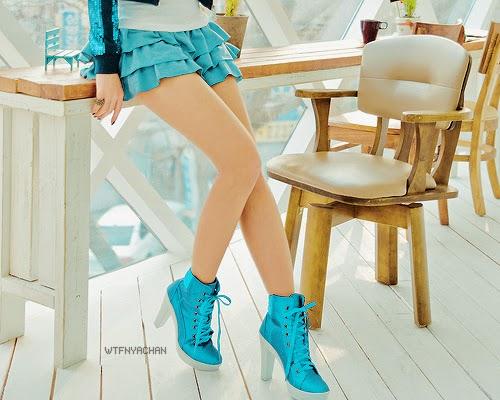 Zapatos de moda para la mujer moderna