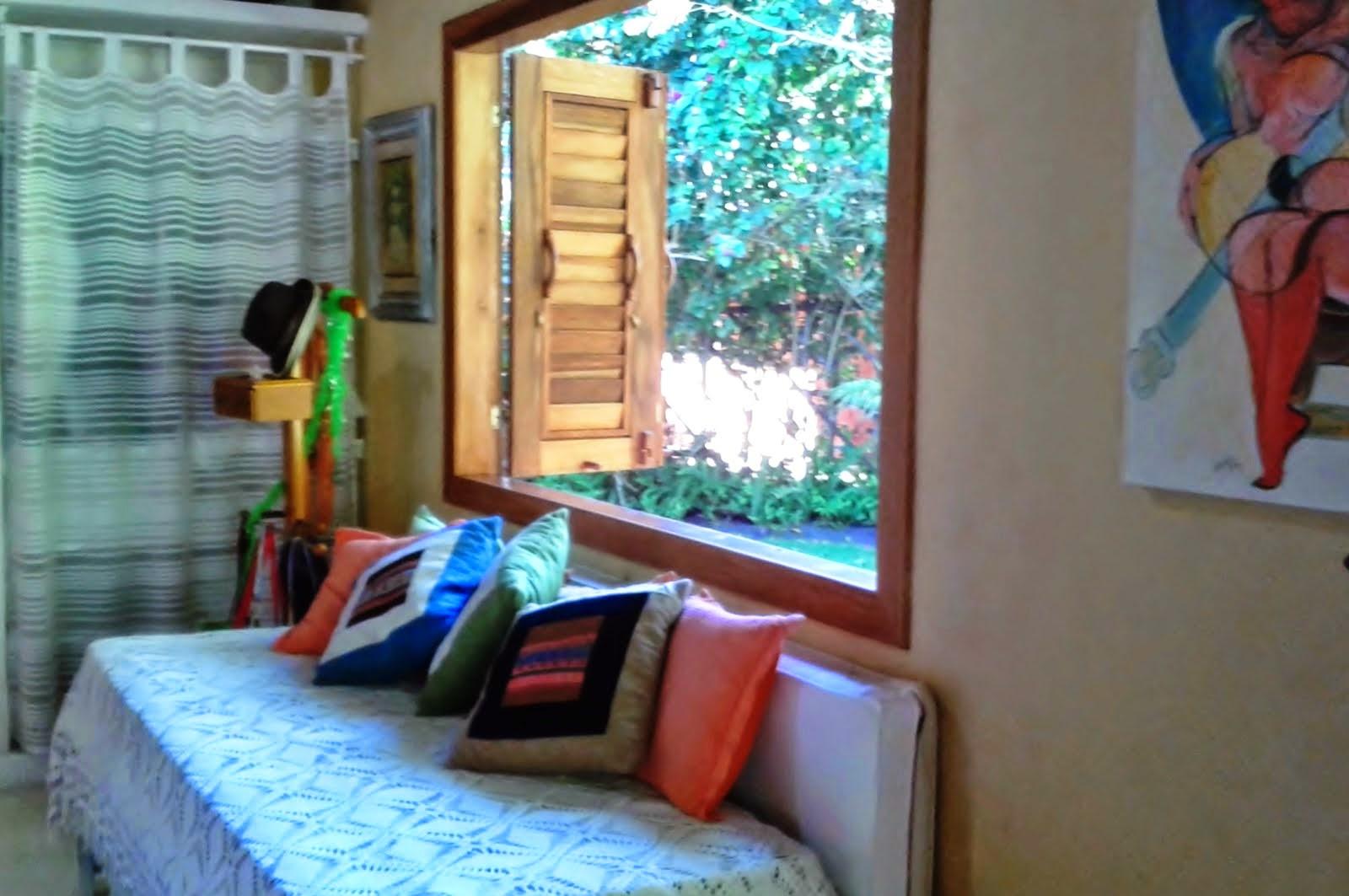 SUITE 1 - OPÇÃO + BICAMA___Suite with sofa bed for an extra person