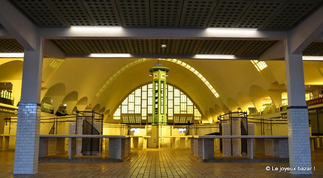 Reims - halles du Boulingrin