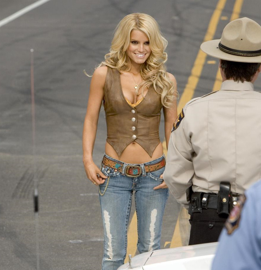 Jessica Simpson Dukes of Hazzard Diet Jessica Simpson Diet