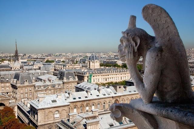 5 lugares para ver Paris do alto