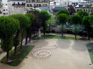 Paris Chaises