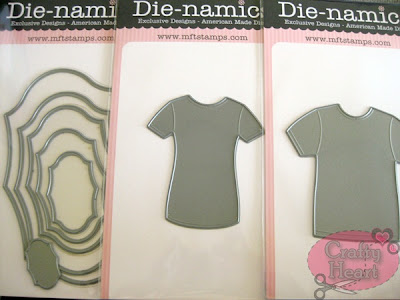 My Favorite Thing Die-namics dies - Designer Label 2 STAX, Girly Graphic Tee, Masculine Graphic Tee