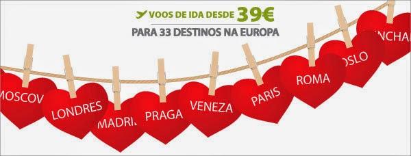 Imagem Tap - Campanha low cost Dia dos Namorados 2015