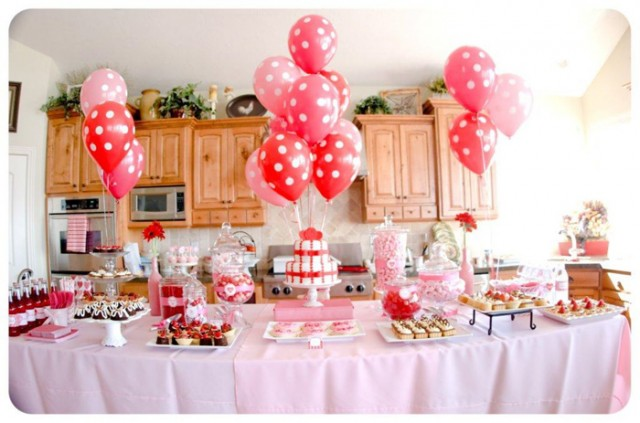 Way 2 Enliven Valentines Day Celebration Party Decoration Ideas