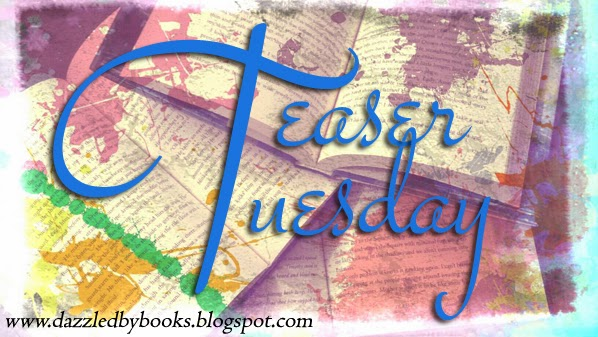 Teaser Tuesday: Divergent by Veronica Roth