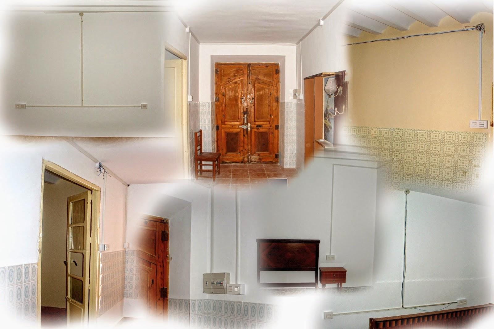 L s electricidad - Instalacion electrica vista ...