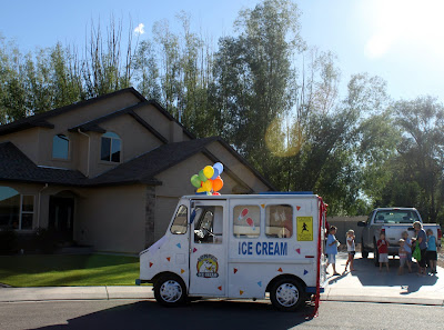 259495357 Moore Minutes  A Timeless Summer Ice Cream Truck Surprise Birthday!