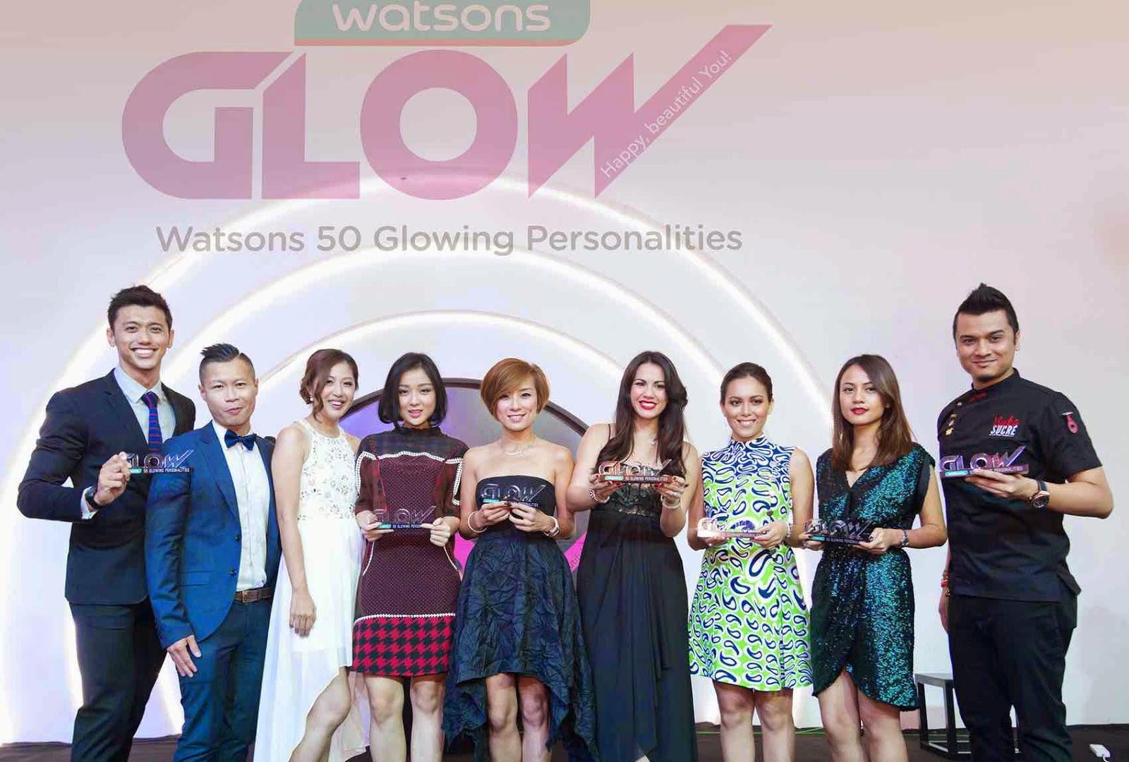 watsons-glow-50-personalities-awarding