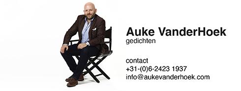 Auke VanderHoek - Gedichten