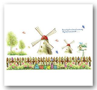 windmill pagar AY907