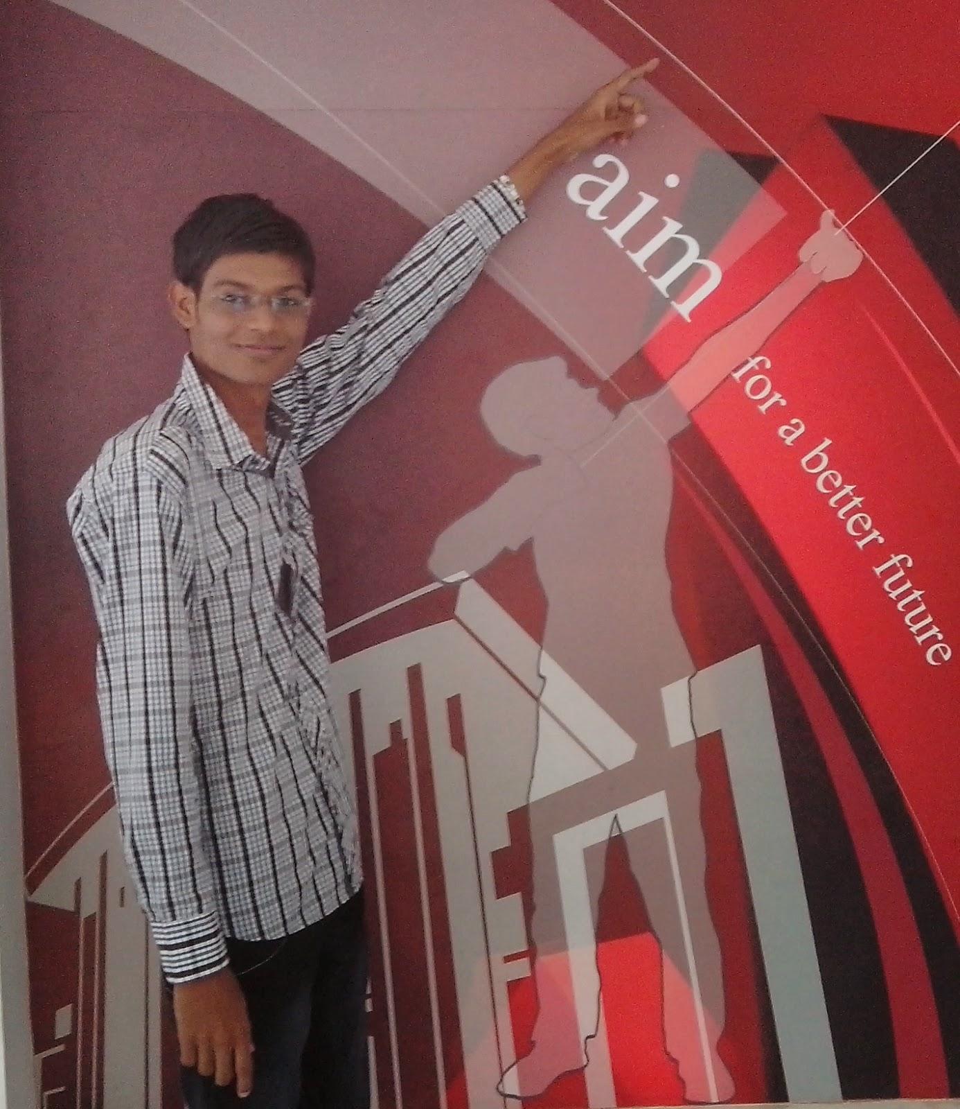 vishal sabhaya photo for blogger or blogspot
