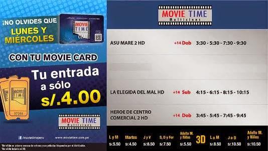 CARTELERA MOVITIME CAÑETE 23042014