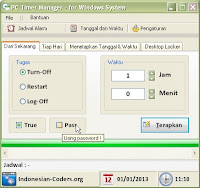 PC Timer Manager