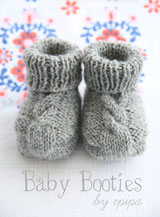 Baby Booties {free}