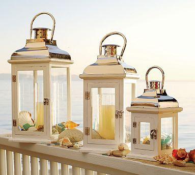 Wedding Lantern Centerpieces
