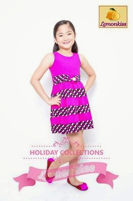 Lemon Kiss clothing, girls dress, SM, apparel, kids