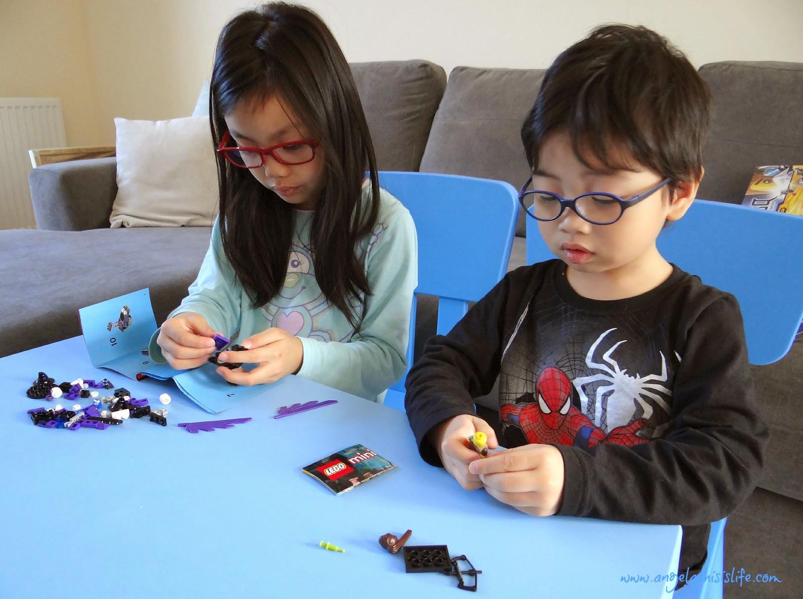 LEGO car, LEGO Ninjago, LEGO Mixels