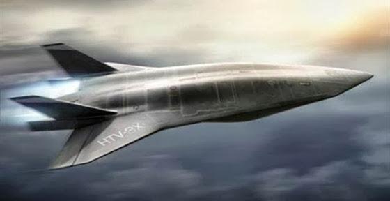 Κατασκοπευτικό αεροσκάφος έξι φορές ταχύτερο από τον ήχο [Βίντεο]