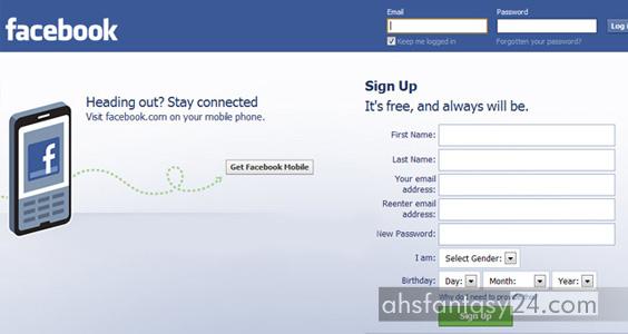 Facebook Membosankan?