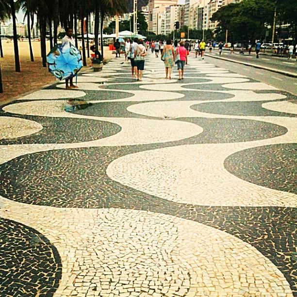 tiles, street Rio de Janeiro, Rio de Janeiro, Pablo Lara H