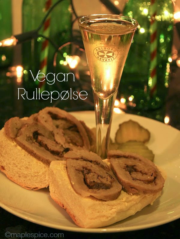 Vegan Rullepolse
