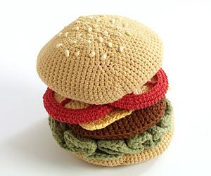 Crochet Patterns Free Food : 2000 Free Amigurumi Patterns: Free crochet pattern: Jumbo ...