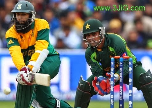 Pakistan ODI Squad Against South Africa Tour UAE 2013