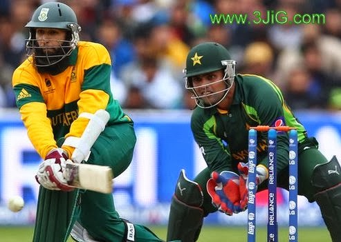 Pakistan vs South Africa TV Live Broadcasting Channels List 2013