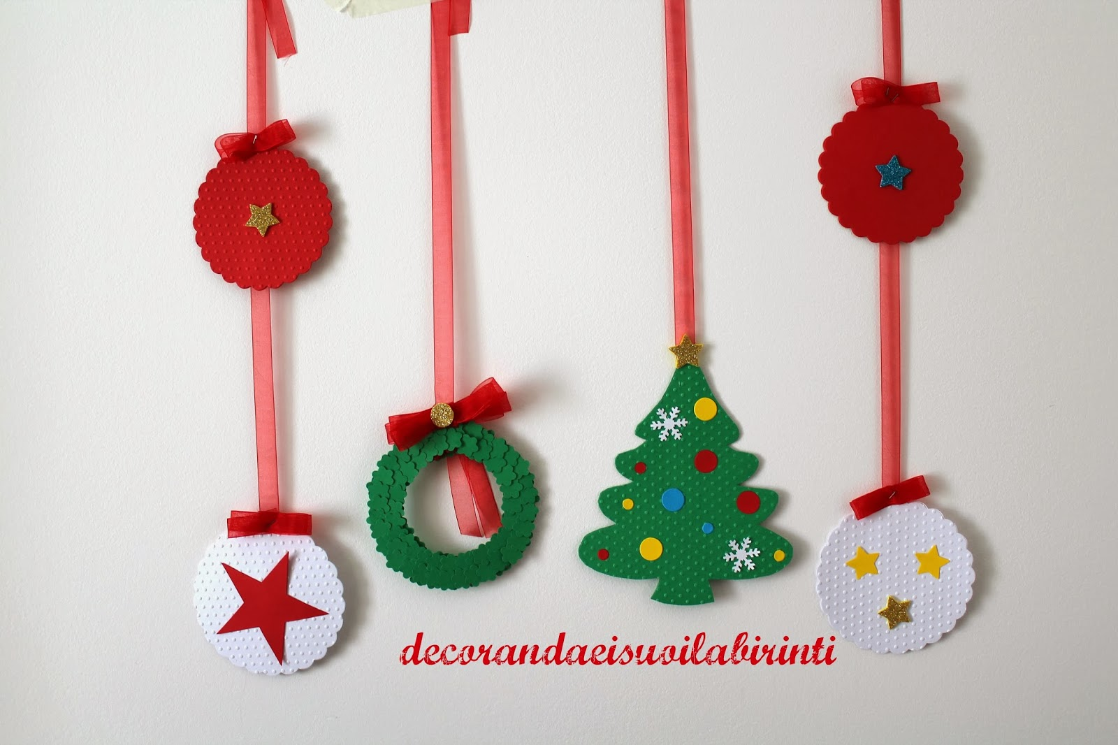 Decorandaeisuoilabirinti addobbi natalizi per aula for Addobbi autunnali per l aula