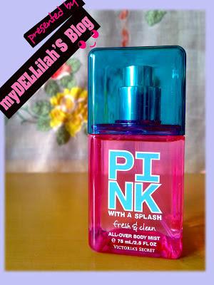 Victorian's Secret PINK parfume