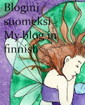 My blog in finnish/ blogini suomeksi
