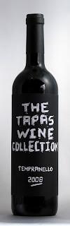 ザ・タパス・ワイン・コレクション テンプラニーリョ 2008
