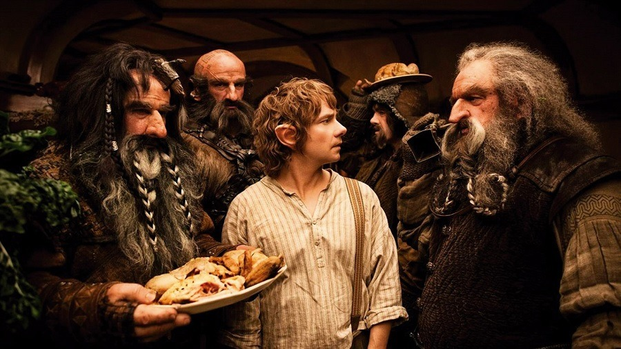 The Hobbit: An Unexpected Journey Extended Version 1920x800 Torrent Imagem