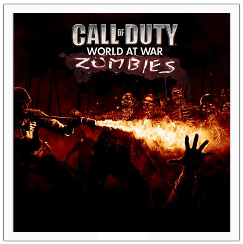 COD World at War Modded Zombies